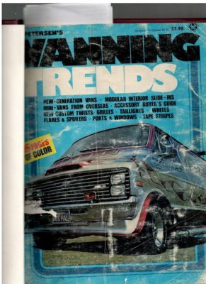 Vanning Trends cover