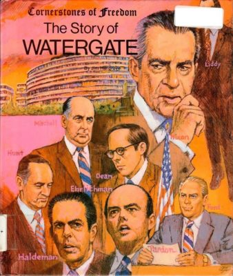 The Story of Watergate cover