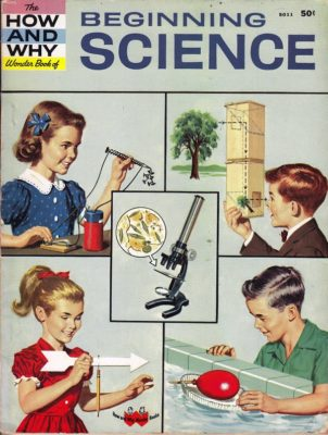 beginning science cover
