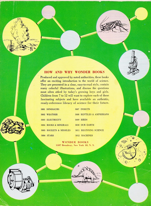 Beginning Science back cover