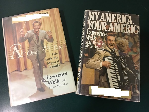 Lawrence Welk covers
