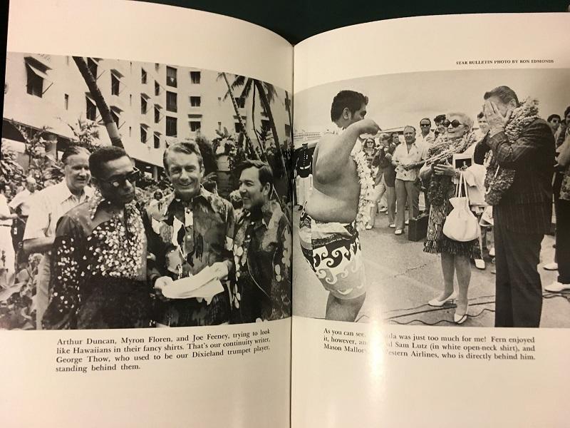 Lawrence Welk with Hawaiians