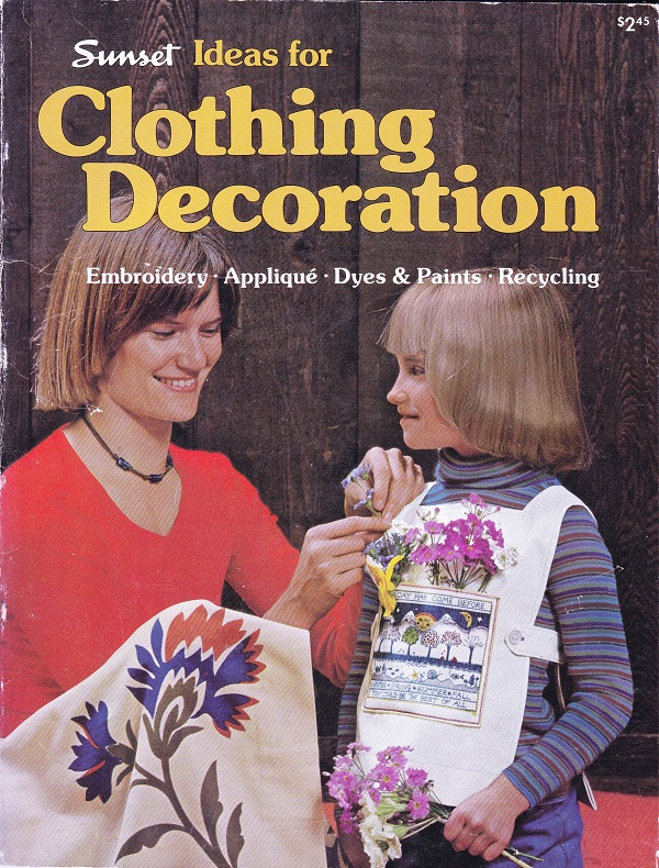 Clothing Decoration - cover