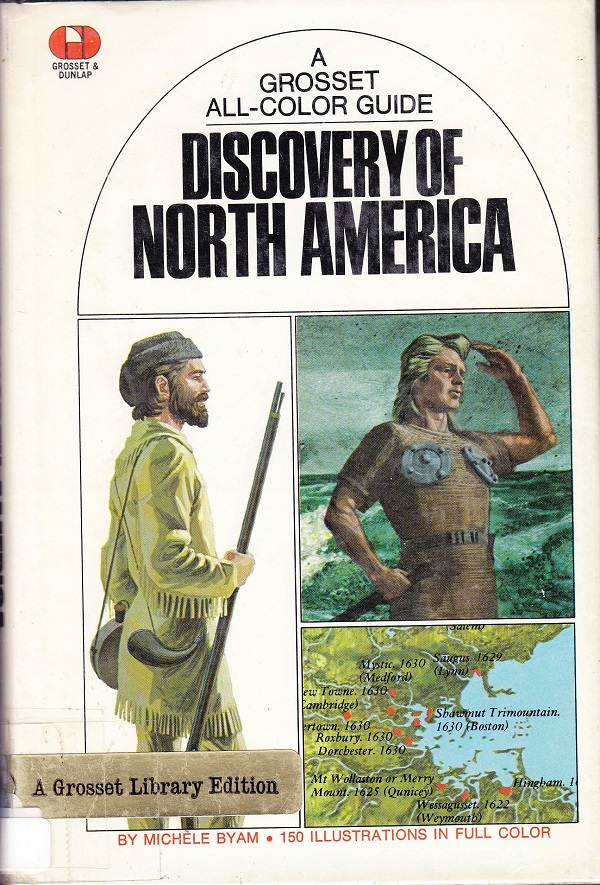 discovery of north america cover