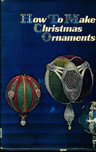 how to make christmas ornaments cover