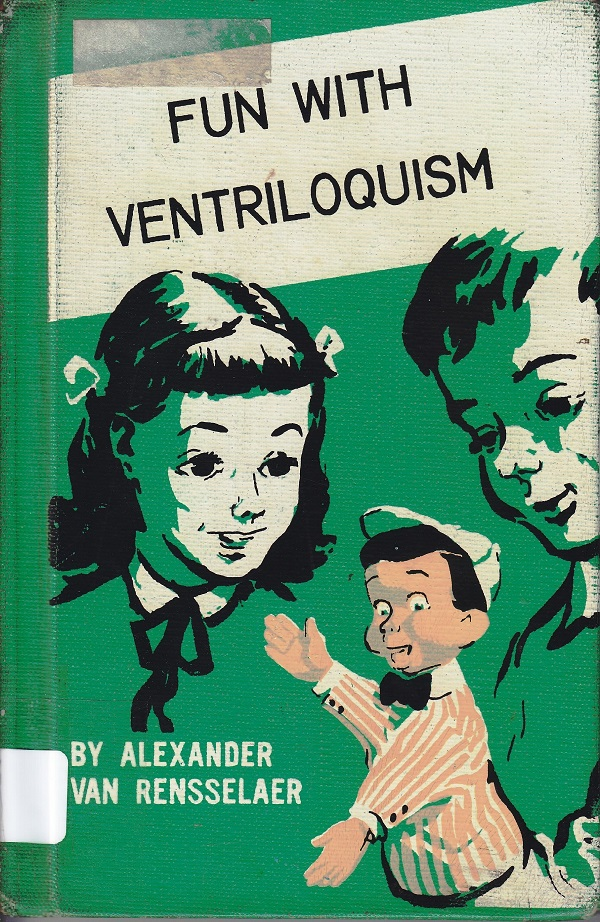 Fun with Ventriloquism cover