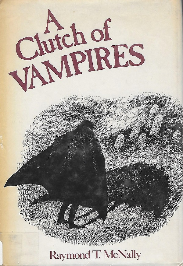 A Clutch of Vampires - cover