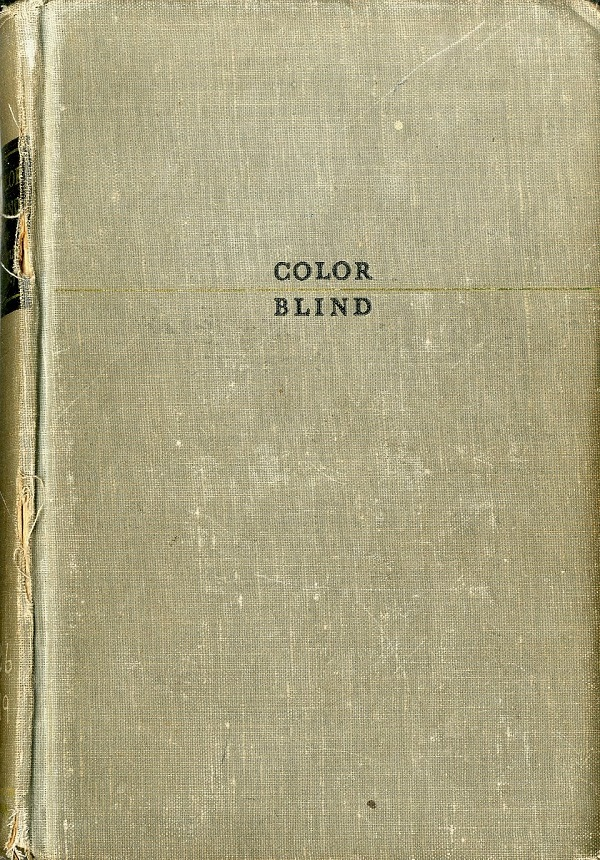 Color Blind - cover