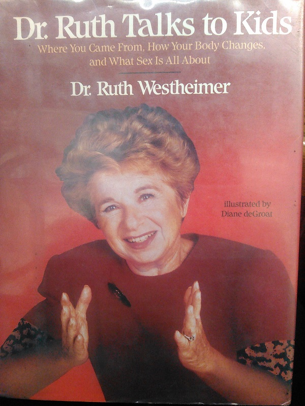 Dr. Ruth Talks to Kids - cover
