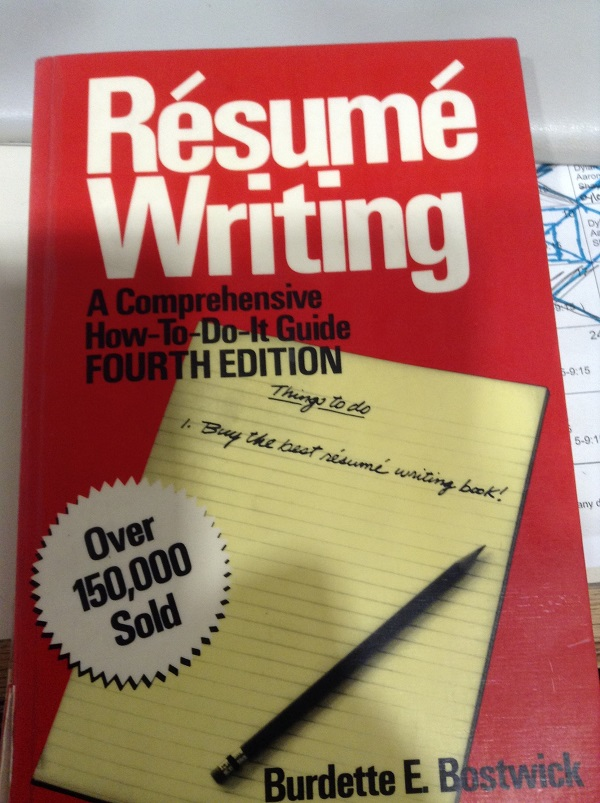 resume writing cover