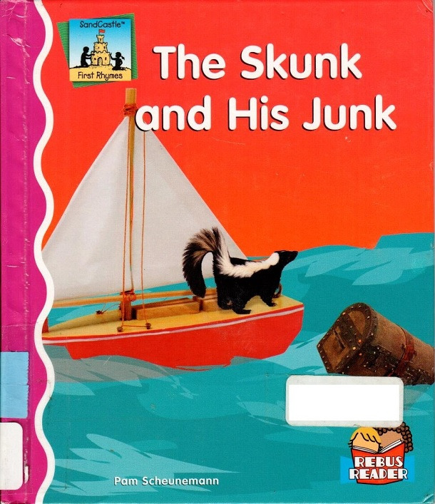 The Skunk and His Junk cover