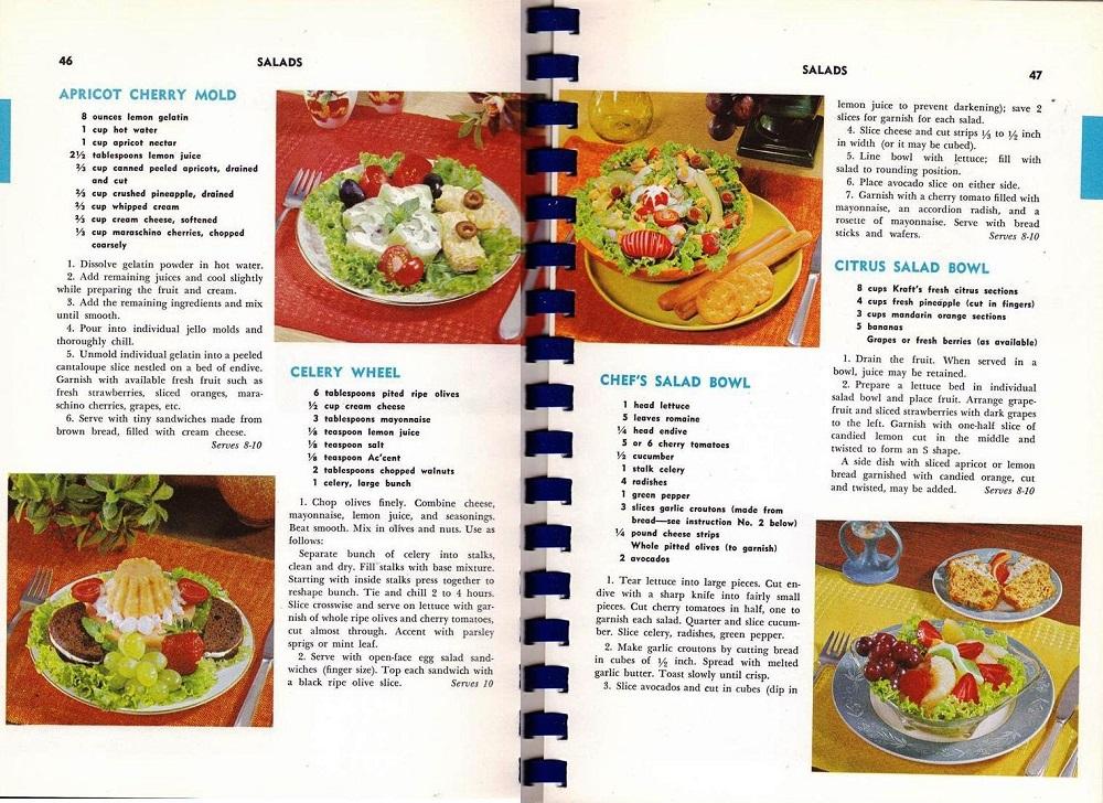 Dining Delightfully - salads