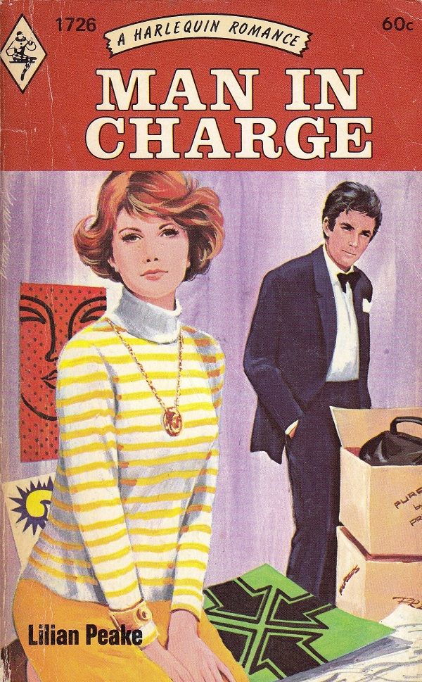 Man in Charge - cover