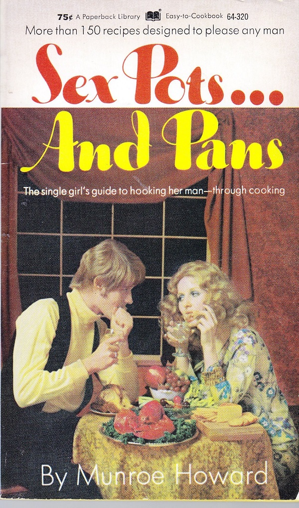 Sex Pots and Pans  - cover