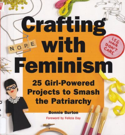 Crafting with feminism cover