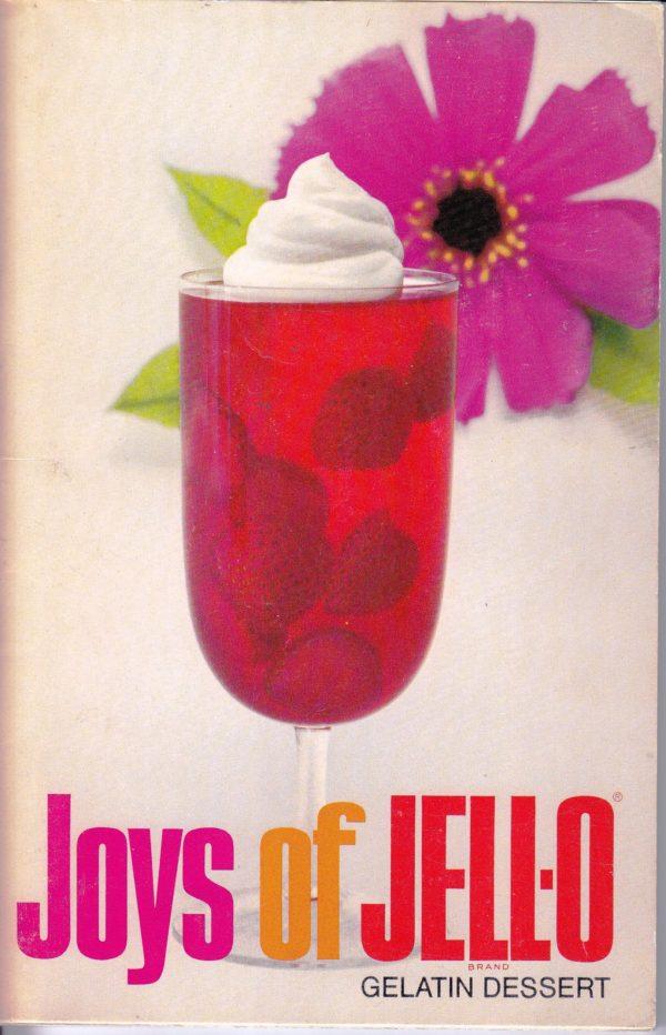 joy of jello cookbook cover