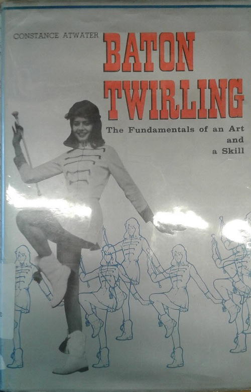 baton twirling cover