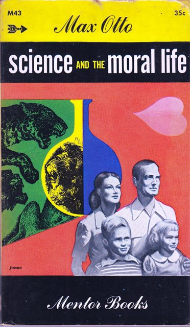 science and moral life cover