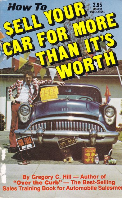 sell your car for more than it's worth