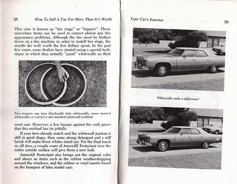 car exterior and rims