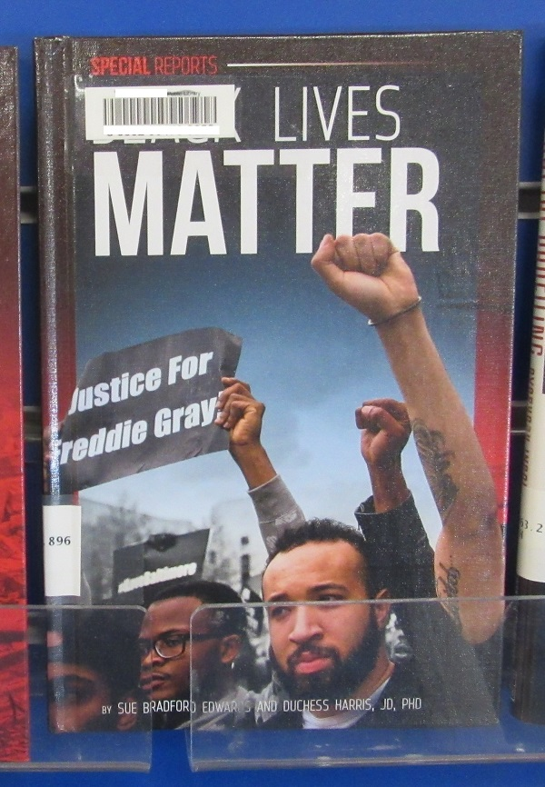 Black Lives Matter cover