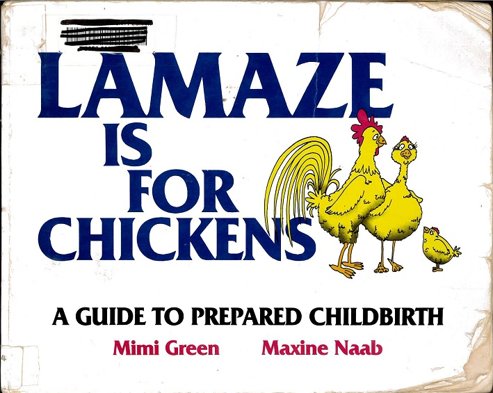 Lamaze is for Chickens cover