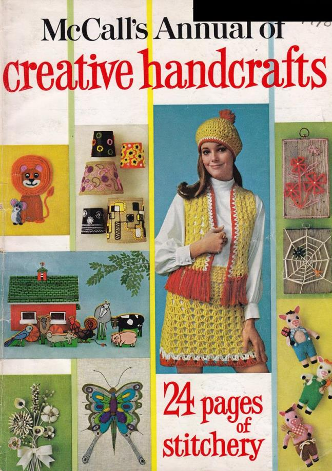 creative handcrafts cover