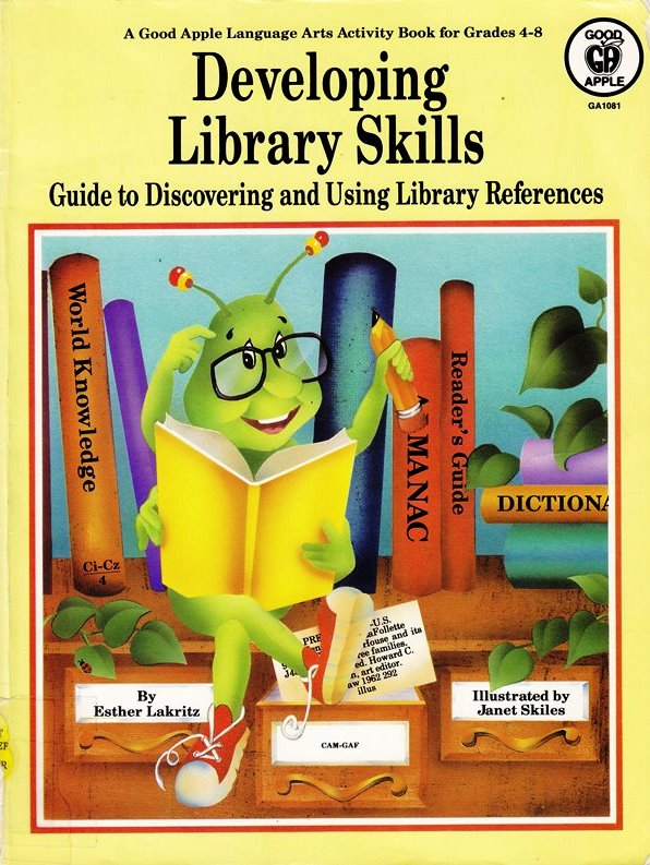 library skills cover