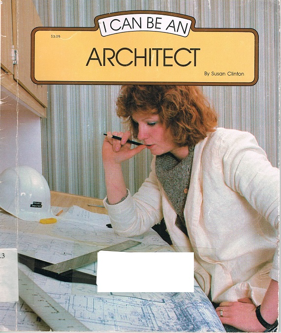 I can be an architect - cover