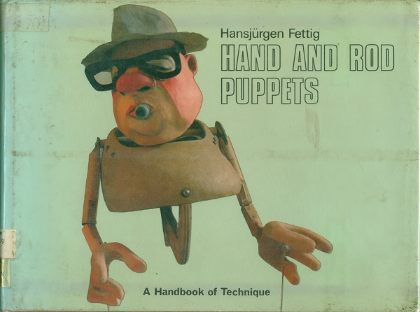 Hand and Rod Puppets cover