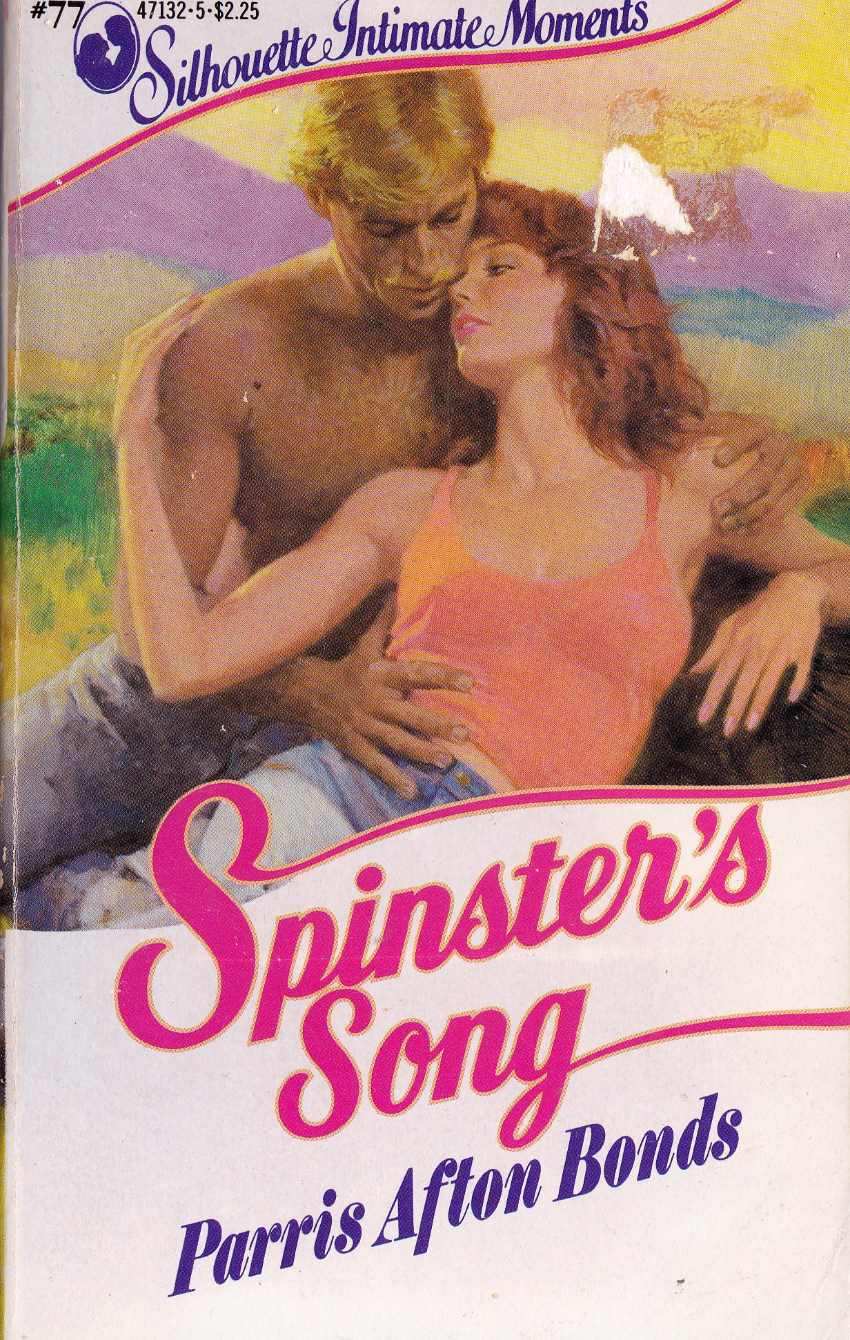 Spinster's Song romance cover