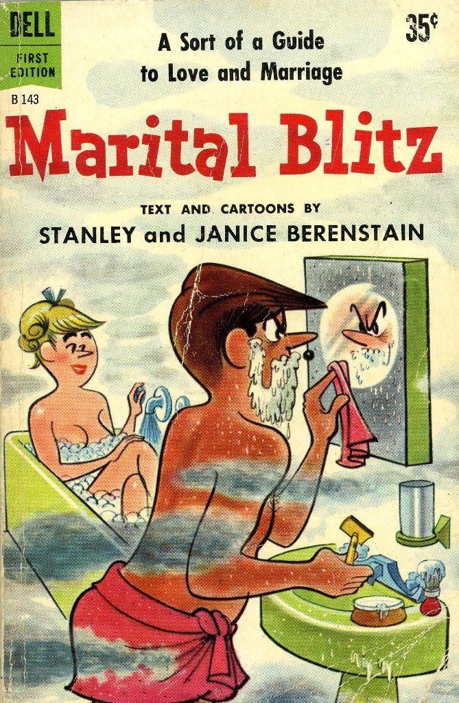 Marital Blitz cover