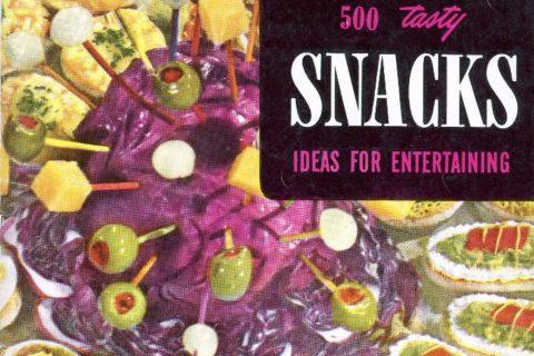 500 Tasty Snacks recipes