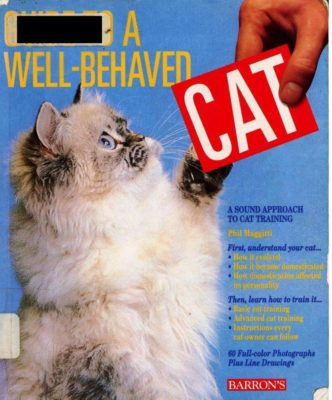 well behaved cat cover