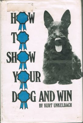 How to Show Your Dog and Win - cover