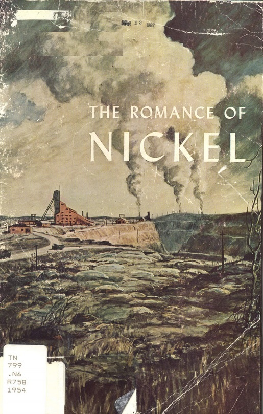 The Romance of Nickel cover