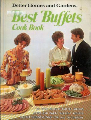 best buffet recipes cover