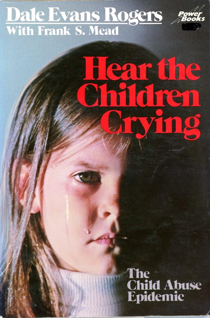 cover of hear the children crying