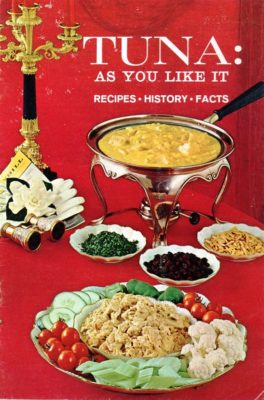 tuna recipes as you like it cover