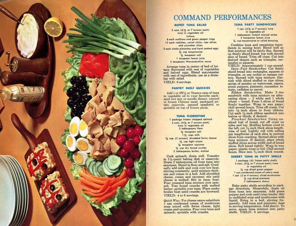 tuna recipes appetizers
