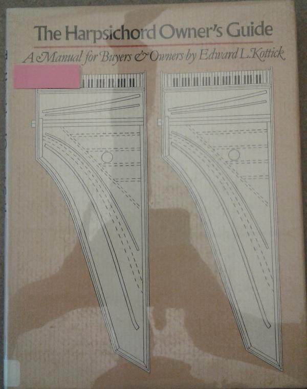 Harpsichord Owner's Guide