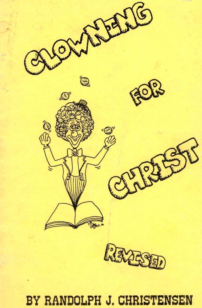 Clowning for Christ cover