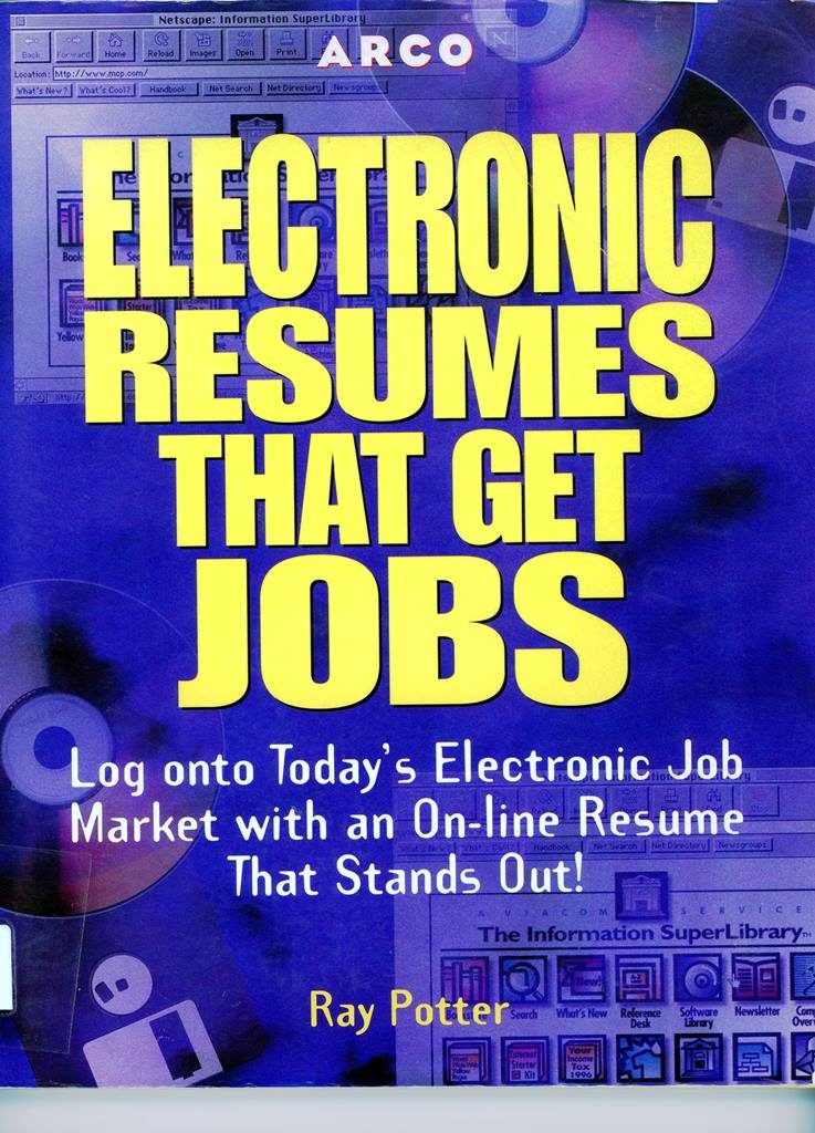 electronic resumes in 1995