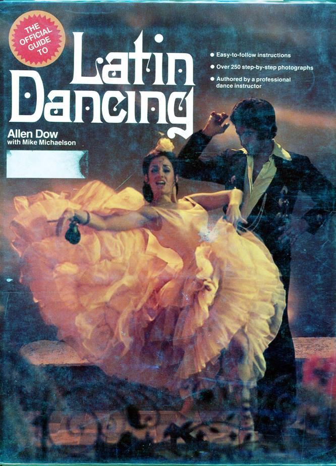 latin dancing cover