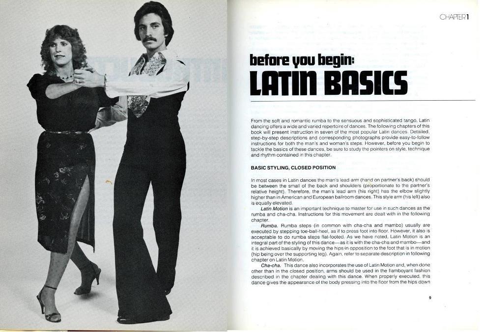 Latin Dancing basics