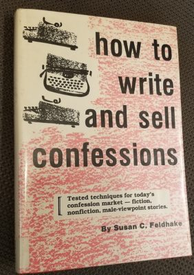 How to Wrtie and Sell Confessions cover