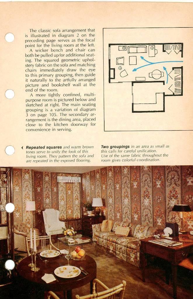 room flow design