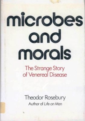 microbes and morals story of VD cover