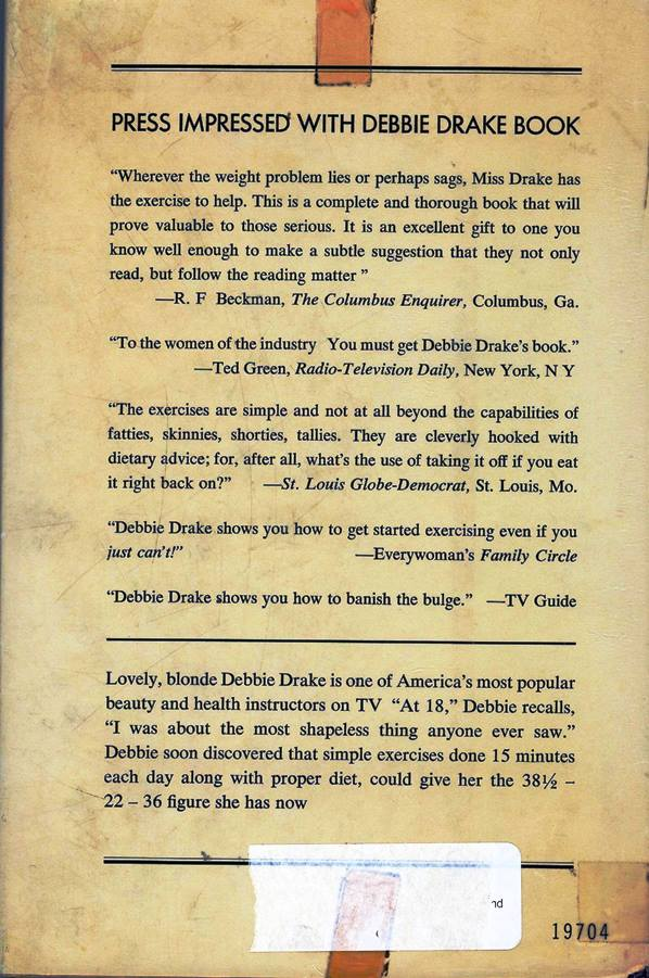 back cover with reviews