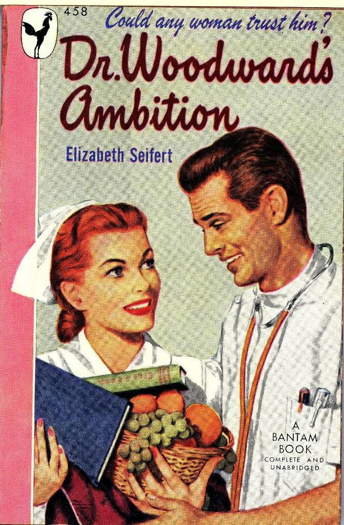 doctor woodward ambition cover